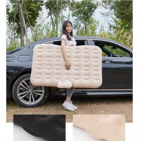Athenaegis Kasur Matras Angin Mobil Travel Inflatable Bed 135 x 80 cm - A44 - Black - 3