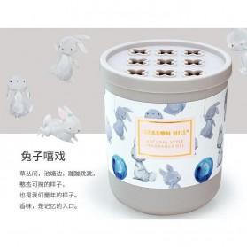 YOSOLO Parfum Mobil Car Balm Fragrance Air Freshener - Gray