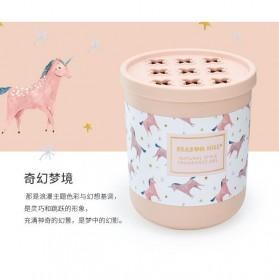 YOSOLO Parfum Mobil Car Balm Fragrance Air Freshener - Brown