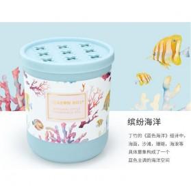 YOSOLO Parfum Mobil Car Balm Fragrance Air Freshener - Blue - 1