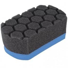 FLARESTAR Sponge Waxing Mobil Car Wash Cleaning Polishing Detailing Tools - FLS50 - Black - 2