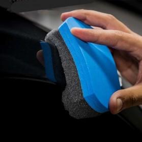 FLARESTAR Sponge Waxing Mobil Car Wash Cleaning Polishing Detailing Tools - FLS50 - Black - 4