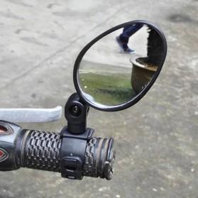 GTUBIKE Kaca Spion Sepeda Bike Blindspot Rearview 1PCS - YQ098 - Black