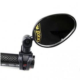 GTUBIKE Kaca Spion Sepeda Bike Blindspot Rearview 1PCS - YQ098 - Black - 2