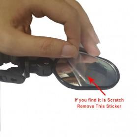 GTUBIKE Kaca Spion Sepeda Bike Blindspot Rearview 1PCS - YQ098 - Black - 3