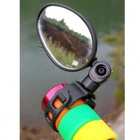 GTUBIKE Kaca Spion Sepeda Bike Blindspot Rearview 1PCS - YQ098 - Black - 5