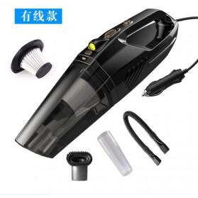 Rundong Handheld Vacuum Cleaner Portable Penyedot Debu Mobil 120W - ATJ-2266 - Black