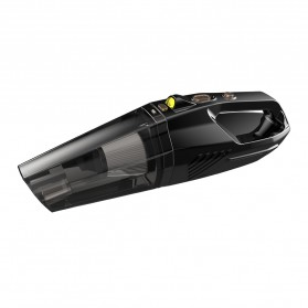 Rundong Handheld Vacuum Cleaner Portable Penyedot Debu Mobil 120W - ATJ-2266 - Black - 4