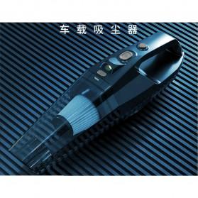 Rundong Handheld Vacuum Cleaner Portable Penyedot Debu Mobil 120W - ATJ-2266 - Black - 6