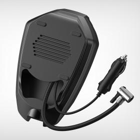 Carzkool Pompa Ban Portable Air Compressor 12V - ATJ-1466 - Black/Yellow - 4