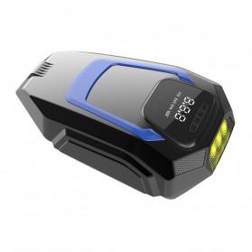 Carzkool Pompa Ban Portable Air Compressor 12V - ATJ-1566 - Black - 3