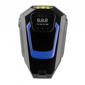 Carzkool Pompa Ban Portable Air Compressor 12V - ATJ-1566 - Black - 5