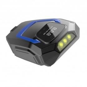 Carzkool Pompa Ban Portable Air Compressor 12V - ATJ-1566 - Black - 7