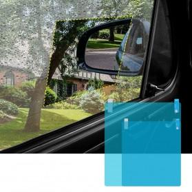 MOVEO Sticker Anti Fog Spion Mobil Waterproof Car Clear Film 20 x 24 cm 2 PCS - 17877