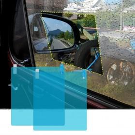 MOVEO Sticker Anti Fog Spion Mobil Waterproof Car Clear Film 20 x 24 cm 2 PCS - 17877 - 2