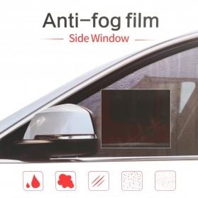 MOVEO Sticker Anti Fog Spion Mobil Waterproof Car Clear Film 20 x 24 cm 2 PCS - 17877 - 6