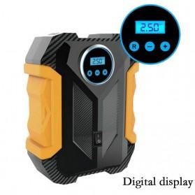 Carsun Inflator Pompa Angin Ban Mobil Car Compressor 80W - C1399-1 - Black/Yellow