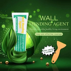 LONGFEI Cream Reparasi Dinding Tembok Wall Mending Agent 100g - G-920 - White