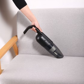 GRIKEY Vacuum Cleaner Penyedot Debu Mobil 12V 120W - JY001-1 - Black - 3