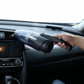 OUYOR Vacuum Cleaner Penyedot Debu Mobil 12V 120W - JY004 - Black - 2
