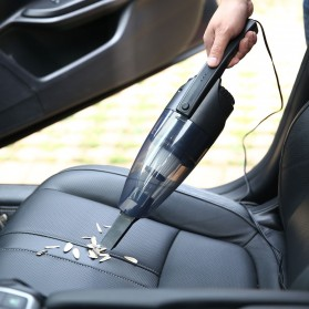 OUYOR Vacuum Cleaner Penyedot Debu Mobil 12V 120W - JY004 - Black - 5