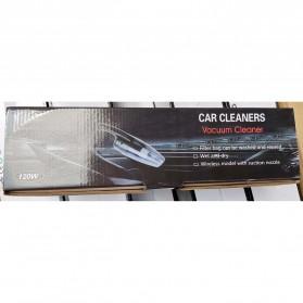OUYOR Vacuum Cleaner Penyedot Debu Mobil 12V 120W - JY004 - Black - 8