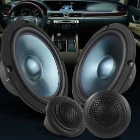 Adeeing Speaker Tweeter Mobil HiFi 55mm 10W 2 PCS - TU-412 - Black - 2