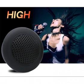 Adeeing Speaker Tweeter Mobil HiFi 55mm 10W 2 PCS - TU-412 - Black - 3