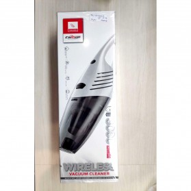 Carsun Handheld Vacuum Cleaner Penyedot Debu Mobil 40W 7.4V Wireless - C1652 - White - 5