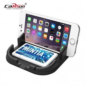 CARSUN Car Holder Dashboard Silicone - C6115 - Black
