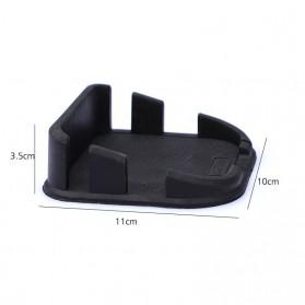 CARSUN Car Holder Dashboard Silicone - C6115 - Black - 5