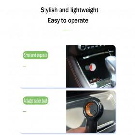 GISAEV Pembersih Udara Mobil Air Purifier with Car Ozonizer Ionizer - EP501 - Black - 3