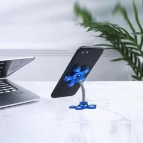 Kebidumei Stand Car Holder Smartphone Magic Suction - KB360 - Blue - 5