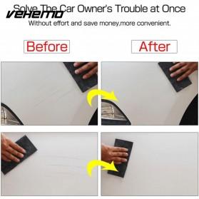Vehemo Amplas Body Mobil Fix Clear Car Scratch Polish Cloth 20x10 cm - 056 - Gray - 4