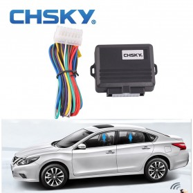 CHSKY Module Controls Power Windows Auto Up Kaca Mobil 12V - NQ-4W - Black