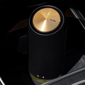 BCase TITA ReNEW Car Air Purifier Mobil - Black