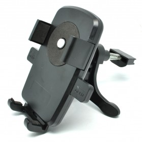 Weifeng Universal Mobile Car Holder for Smartphone - WF-432 - Black