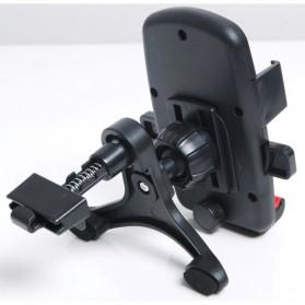 Weifeng Universal Mobile Car Holder for Smartphone - WF-432 - Black - 3
