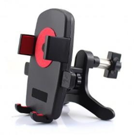 Weifeng Universal Mobile Car Holder for Smartphone - WF-432 - Black - 4