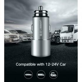 UGREEN Smartphone Car Charger Mobil 2 Port 3.6A - CD169 - Black - 6