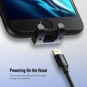 UGREEN Car Holder Smartphone Mobil Gravity Reaction - Black - 4