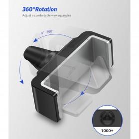 UGREEN Car Holder Smartphone Mobil Air Vent Side Stretch - 30283 - Black - 3