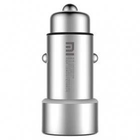 Xiaomi Mi Car Charger Dual USB (ORIGINAL) - Silver