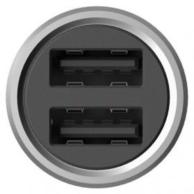Xiaomi Mi Car Charger Dual USB (ORIGINAL) - Silver - 3