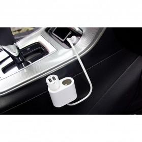 Xiaomi Roidmi Car Cigarette Lighter Splitter 2 Port - DYQ01RM - Black - 5