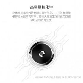 Xiaomi Mi Car Charger Dual USB QC3.0 18W - CC05ZM - Silver - 8