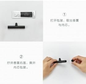 Xiaomi Guildford Parfum Mobil Car Air Vent Clip Aroma Sticks - GFANPX7 - Black - 8