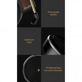 Xiaomi Youpin TITA Parfum Mobil Car Fragrance Aromatherapy Turntable with 3 PCS Tablets - DSHJ-B-1902 - Black - 6