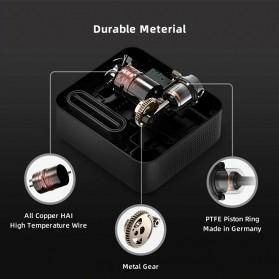 Xiaomi 70mai Midrive Pompa Ban Mobil Car Air Compressor Lite 12V - TP03 - Black - 3