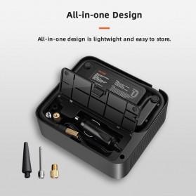Xiaomi 70mai Midrive Pompa Ban Mobil Car Air Compressor Lite 12V - TP03 - Black - 6